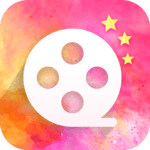 Video Editor Music Video Maker Cut, No Crop,Photos icon