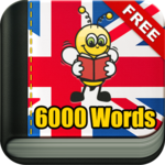 Learn English Vocabulary - 6,000 Words for pc logo