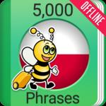 Learn Polish - 5000 Phrases icon