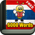 Learn Thai Vocabulary - 6,000 Words icon