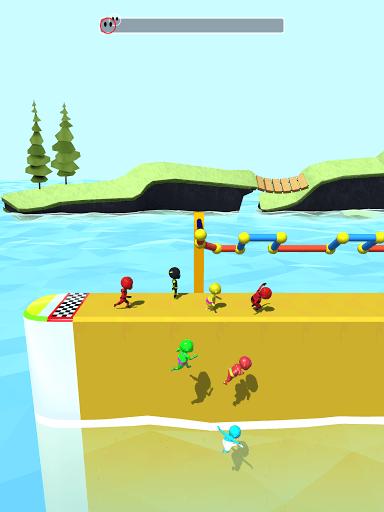 Sea Race 3D - Fun Sports Game Run 3D: Water Subway PC screenshot 3