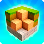Block Craft 3D: Building Simulator Games For Free for pc logo