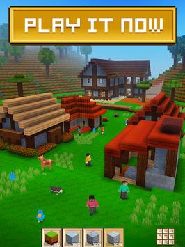 Block Craft 3D: Building Simulator Games For Free pc screenshot 1
