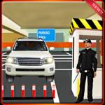 Prado Car Games: Parking Simulator icon