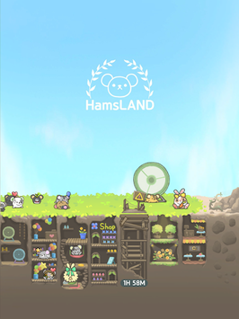 2048 HamsLAND - Hamster Paradise pc screenshot 1
