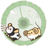 Rolling Mouse - Hamster Clicker icon