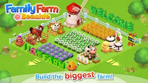 Family Farm Seaside pc screenshot 1
