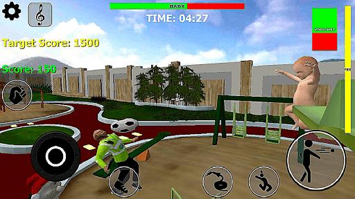 Granny 3-d PC screenshot 2