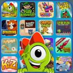 Kizi - Cool Fun Games for pc logo
