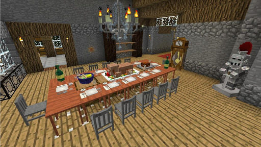Furniture mods for MCPE pc screenshot 1