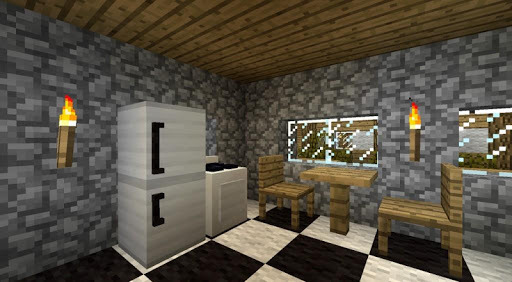 Furniture mods for MCPE pc screenshot 2