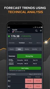 Stocks, Forex, Finance, Markets: Portfolio & News pc screenshot 2