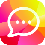 InMessage - Chat, meet, dating for pc logo