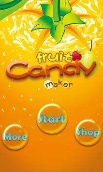 Make Candy Fruit-Cooking games pc screenshot 1