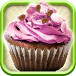Cupcake Maker-Cooking game for pc logo