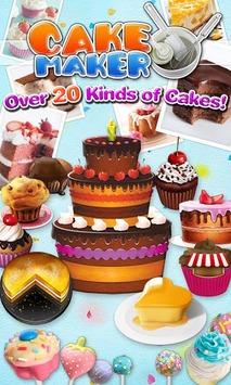 Cake Maker 2-Cooking game pc screenshot 1