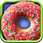 Donuts Maker-Cooking game for pc logo