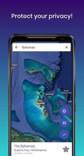 Fake GPS PC screenshot 2