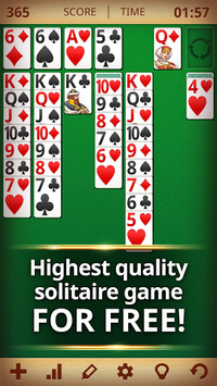 Solitaire Classic pc screenshot 1