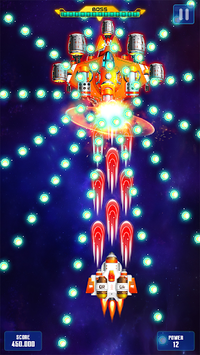 Space Shooter: Galaxy Attack pc screenshot 1