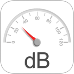 Sound Meter for pc logo