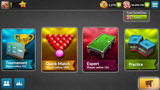 Snooker Live Pro & Six-red pc screenshot 1