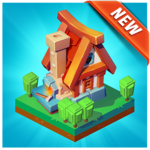 Crafty Town - Kingdom Builder icon