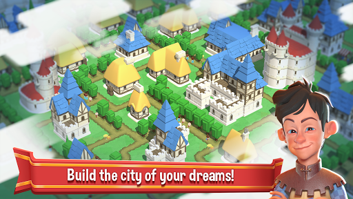 Crafty Town - Kingdom Builder pc screenshot 1