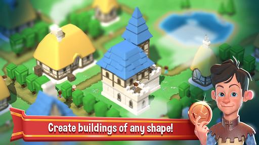 Crafty Town - Kingdom Builder pc screenshot 2