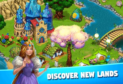 Fairy Kingdom: World of Magic and Farming PC screenshot 2