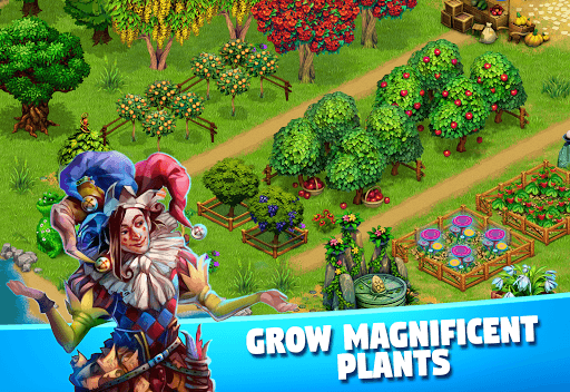 Fairy Kingdom: World of Magic and Farming PC screenshot 3