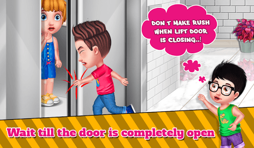 Lift Safety For Kids pc screenshot 1