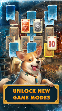 Solitaire: Treasure of Time pc screenshot 1