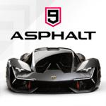 Asphalt 9: Legends - Epic Car Action Racing Game for pc logo