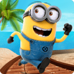 Minion Rush: Despicable Me Official Game for pc logo