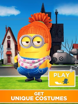 Minion Rush: Despicable Me Official Game pc screenshot 1
