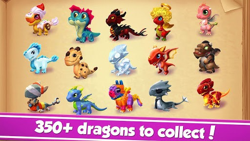 Dragon Mania Legends pc screenshot 1