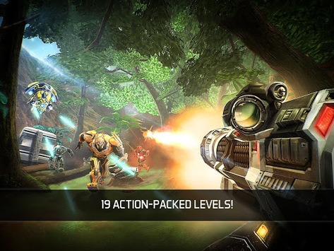 N.O.V.A. Legacy pc screenshot 1