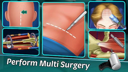 Multi Surgery Hospital : Free Offline Doctor Games PC screenshot 3