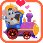 Train for Animals - BabyMagica free for pc logo