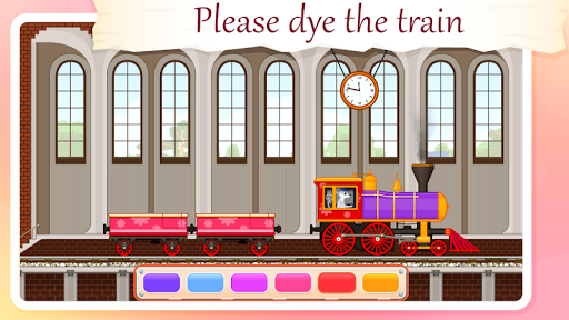 Train for Animals - BabyMagica free pc screenshot 1
