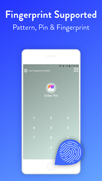 AppLock : Fingerprint & Pin pc screenshot 1