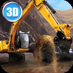 Construction Digger Simulator icon