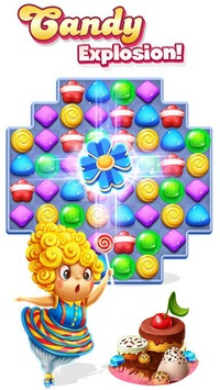 Candy Charming - 2019 Match 3 Puzzle Free Games pc screenshot 1