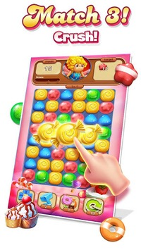 Candy Charming - 2019 Match 3 Puzzle Free Games pc screenshot 2