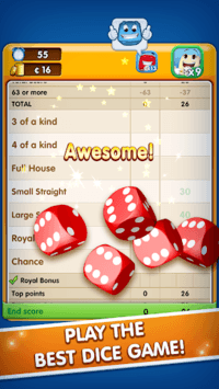 RoyalDice: Play Dice with Friends, Roll Dice Game pc screenshot 1