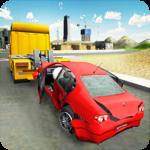 Car Tow Truck Simulator 2016 for pc logo