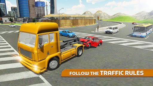 Car Tow Truck Simulator 2016 PC screenshot 2