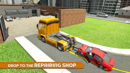 Car Tow Truck Simulator 2016 PC screenshot 3