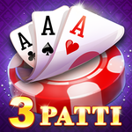 Teen Patti Flush: 3 Patti Poker icon